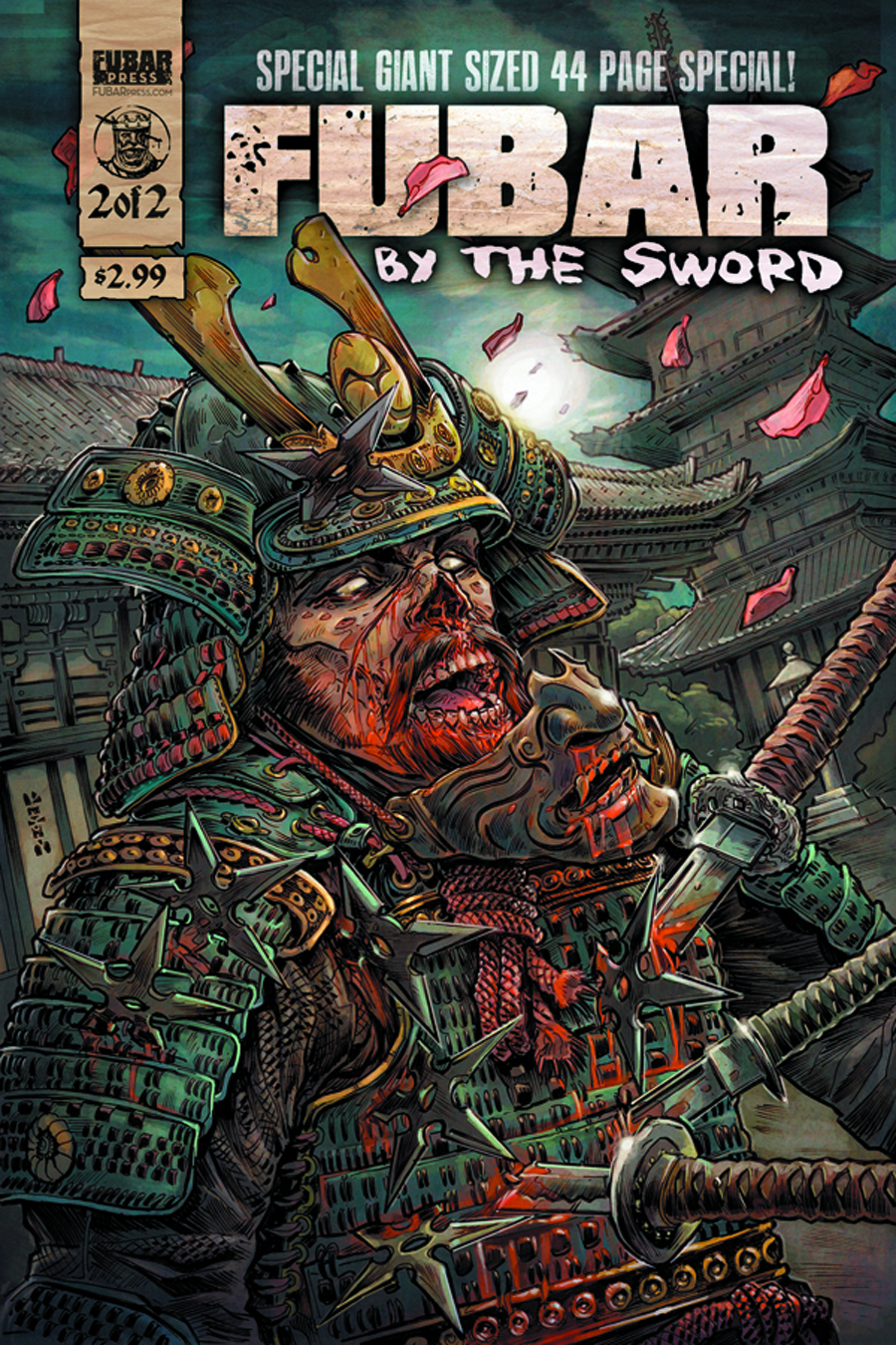 FUBAR BY THE SWORD #2 (OF 2)