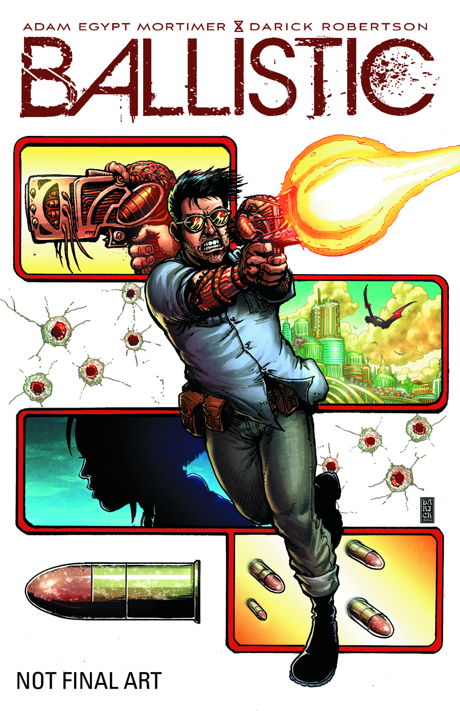 BALLISTIC #4 (OF 5) (RES)
