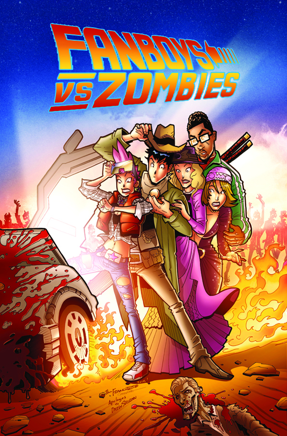 FANBOYS VS ZOMBIES TP VOL 03