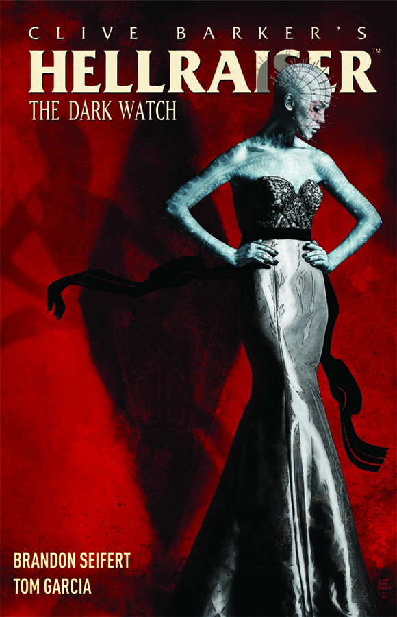 HELLRAISER DARK WATCH TP VOL 01