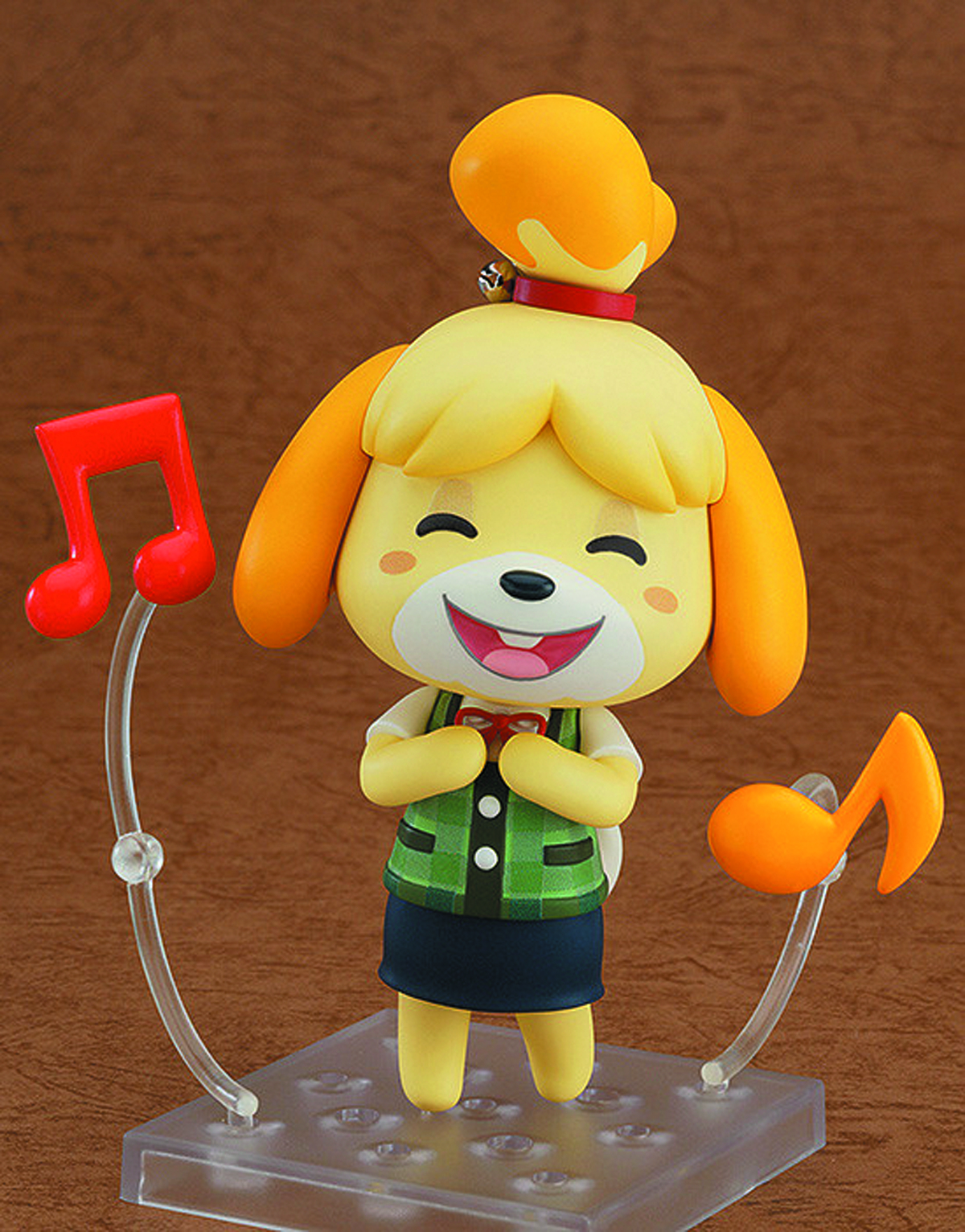 ANIMAL CROSSING NEW LEAF SHIZUE NENDOROID