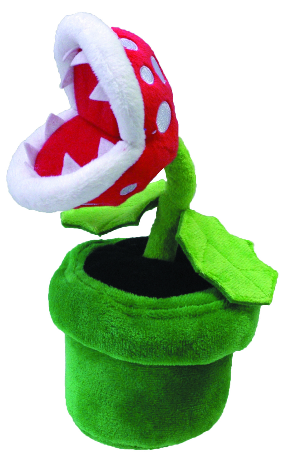 SUPER MARIO BROS PIRANHA PLANT 8IN PLUSH