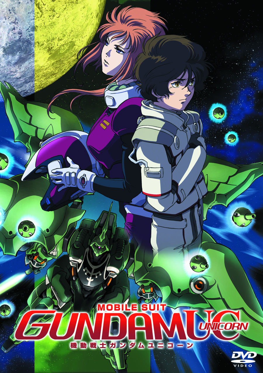 MOBILE SUIT GUNDAM UC DVD PT 02