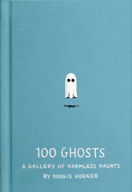 100 GHOSTS GALLERY OF HARMLESS HAUNTS HC