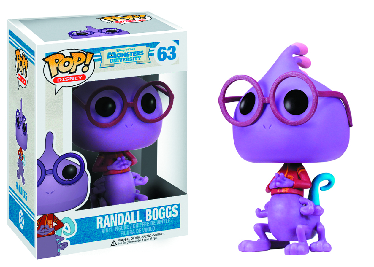 POP MONSTERS UNIVERSITY RANDALL VINYL FIG