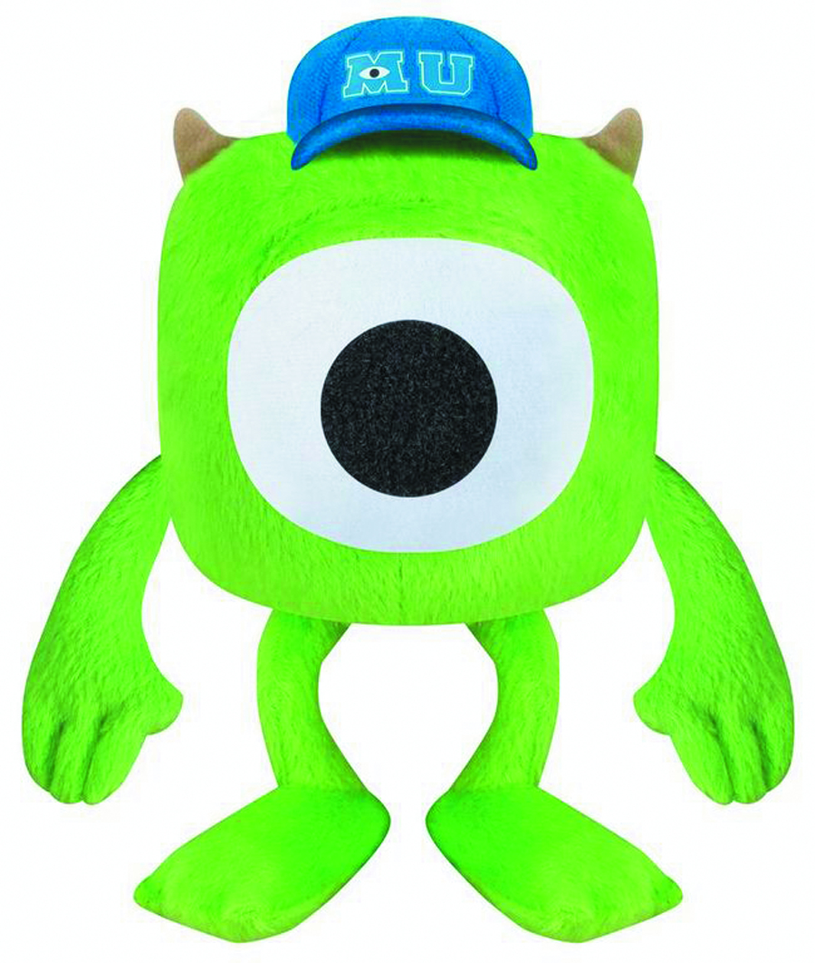 MONSTERS UNIVERSITY MIKE 7 INCH PLUSH