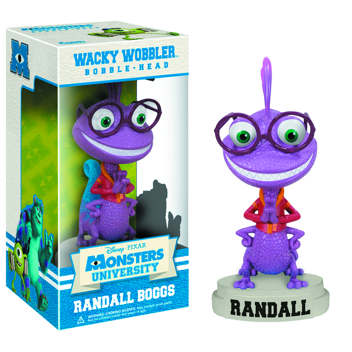 MONSTERS UNIVERSITY RANDALL WACKY WOBBLER