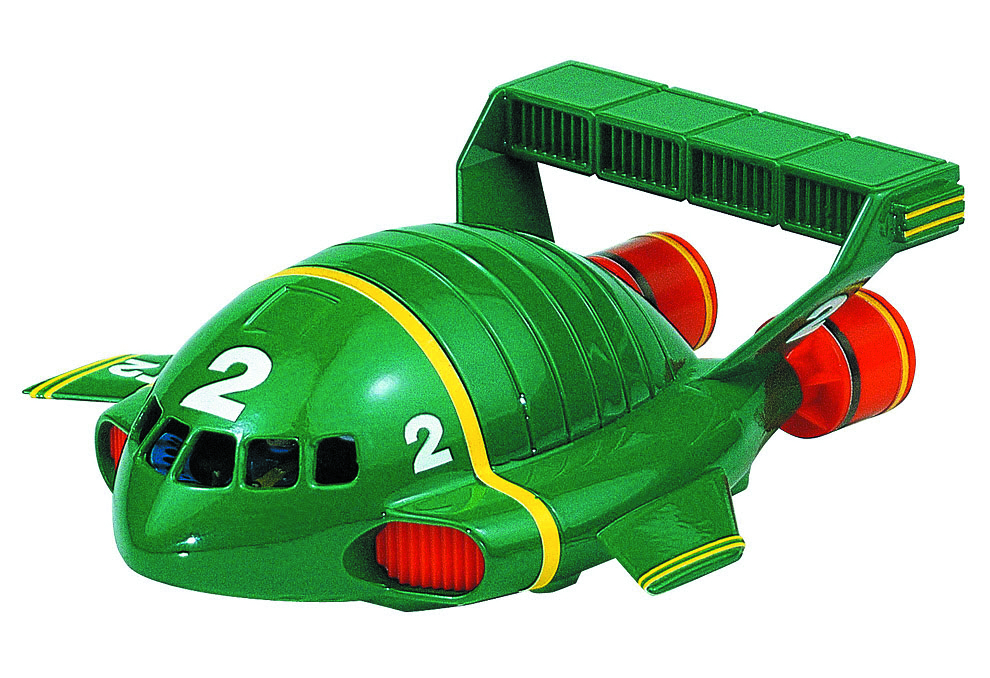 THUNDERBIRD 2 MINI MDL KIT