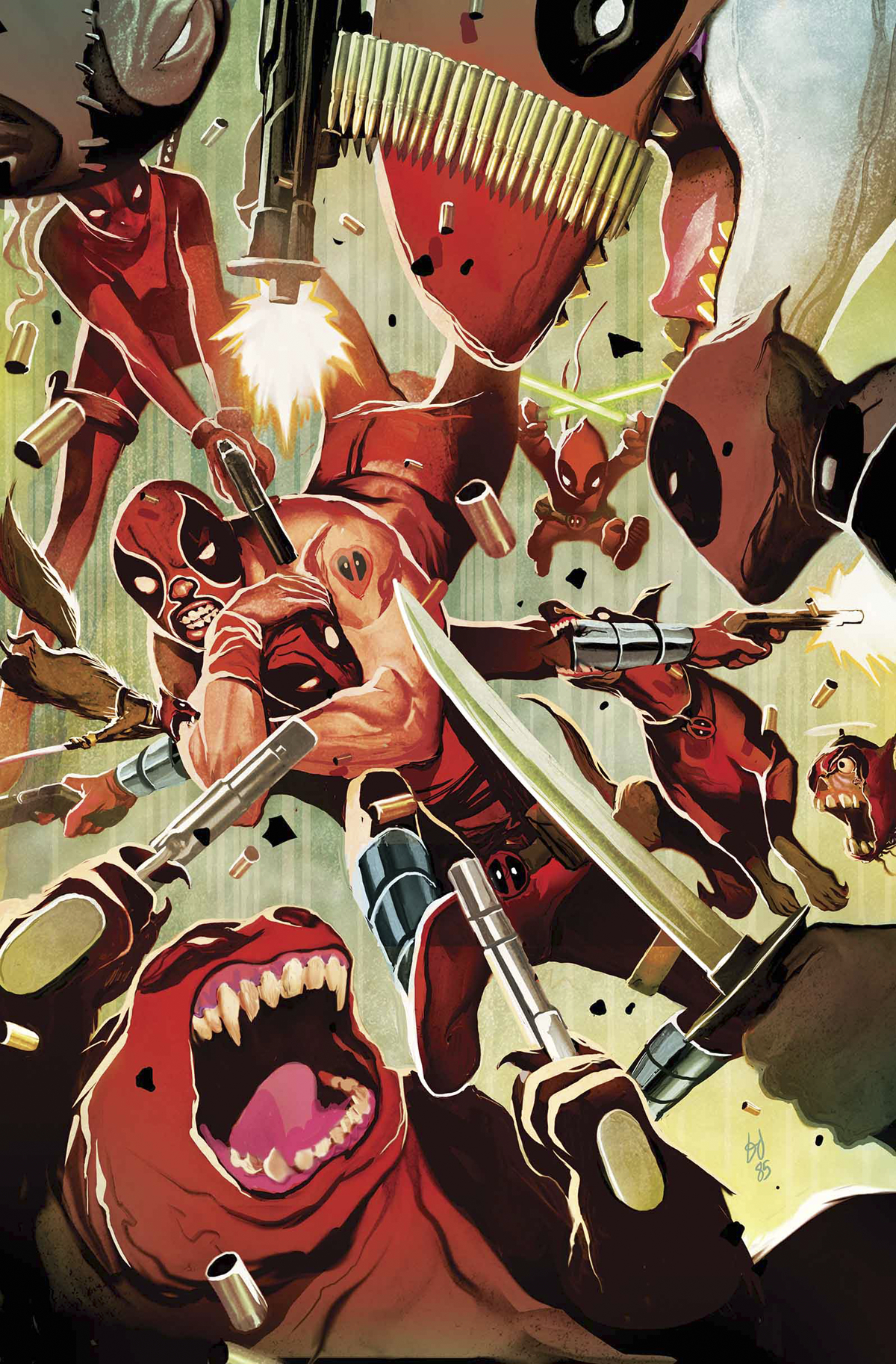 DEADPOOL KILLS DEADPOOL #3