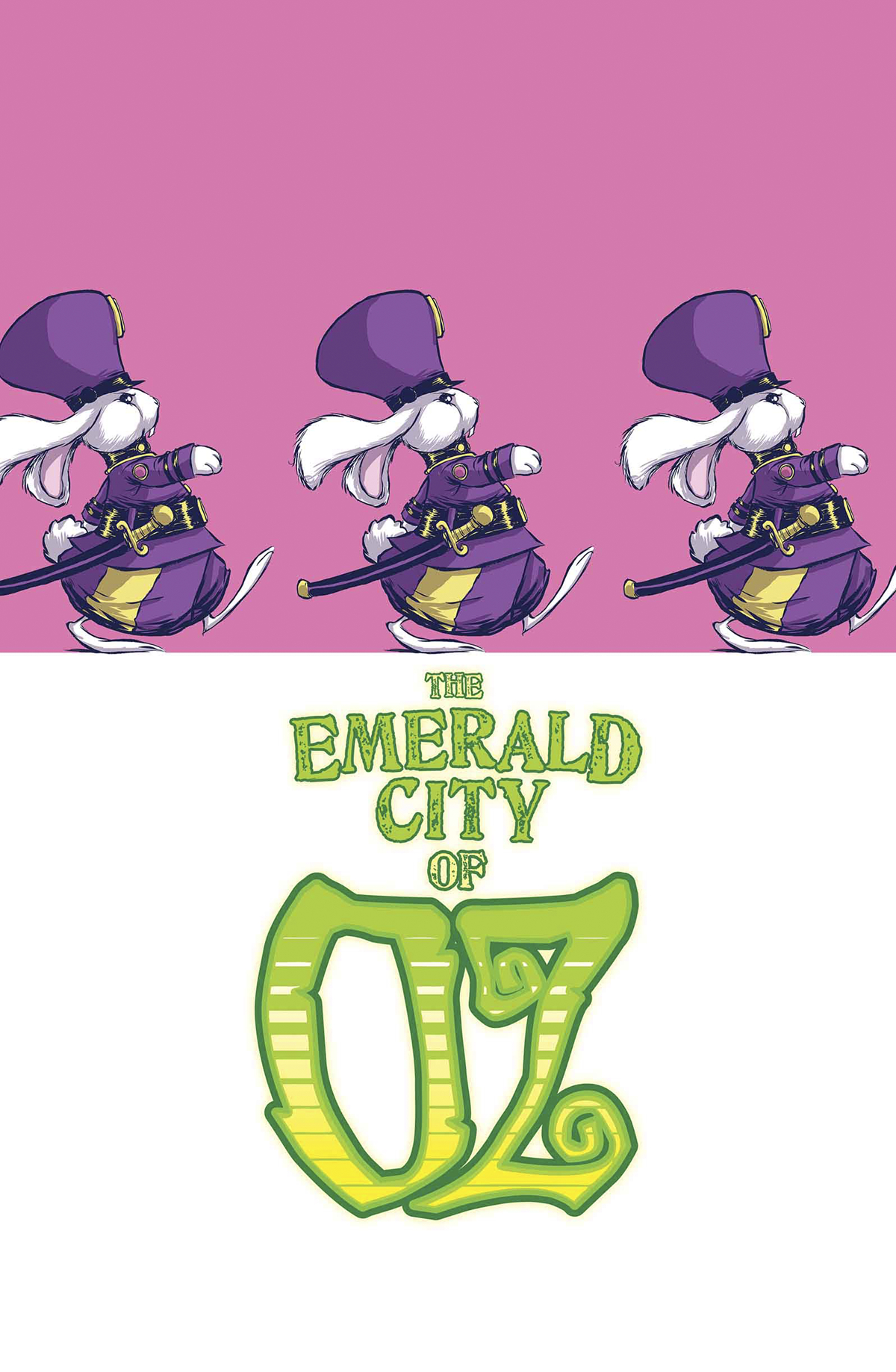 EMERALD CITY OF OZ #3