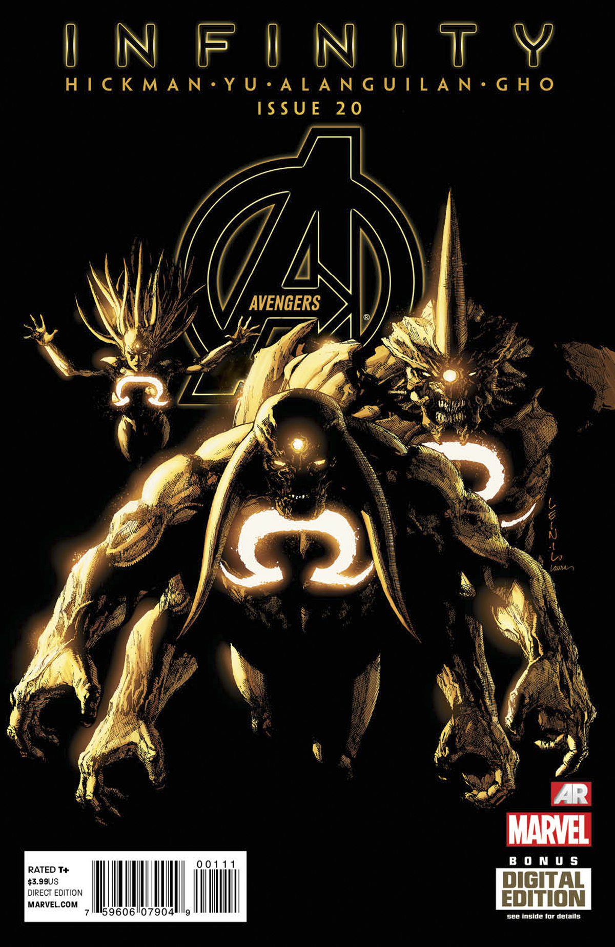AVENGERS #20 INF