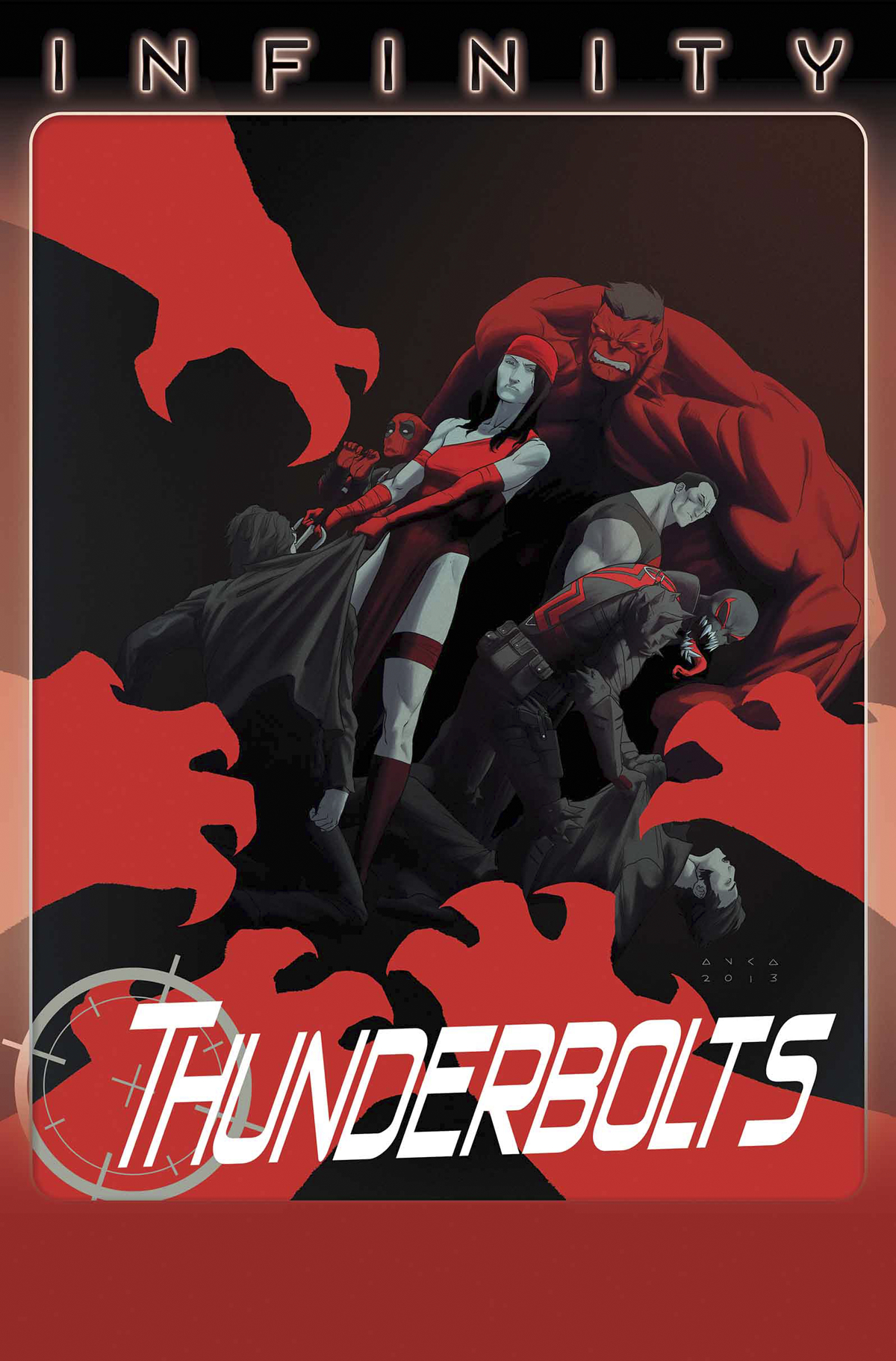 THUNDERBOLTS #15 INF
