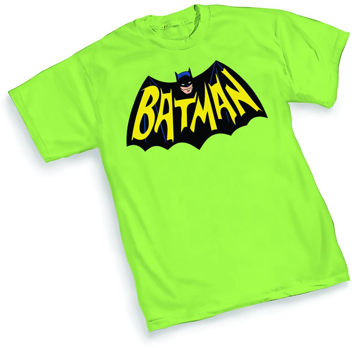 BATMAN 66 SYMBOL T/S XL