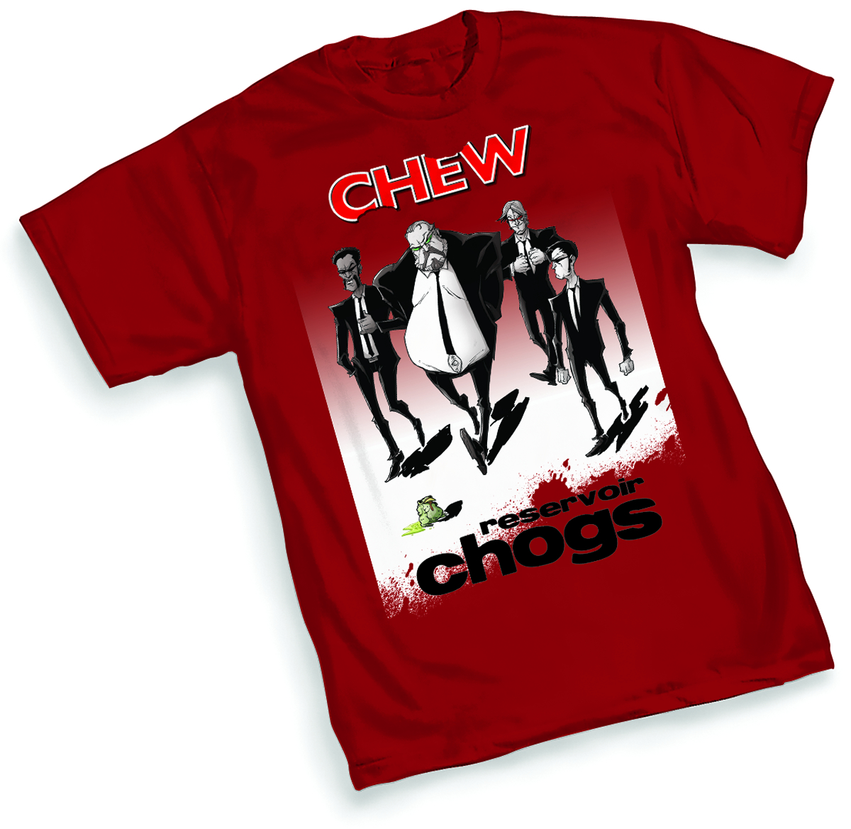 CHEW RESERVOIR CHOGS BY GUILLORY T/S XXL