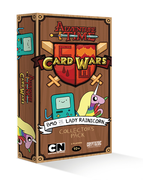 ADVENTURE TIME CARD WARS GAME