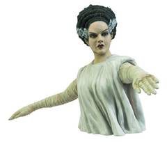 UNIVERSAL MONSTERS BRIDE BUST BANK