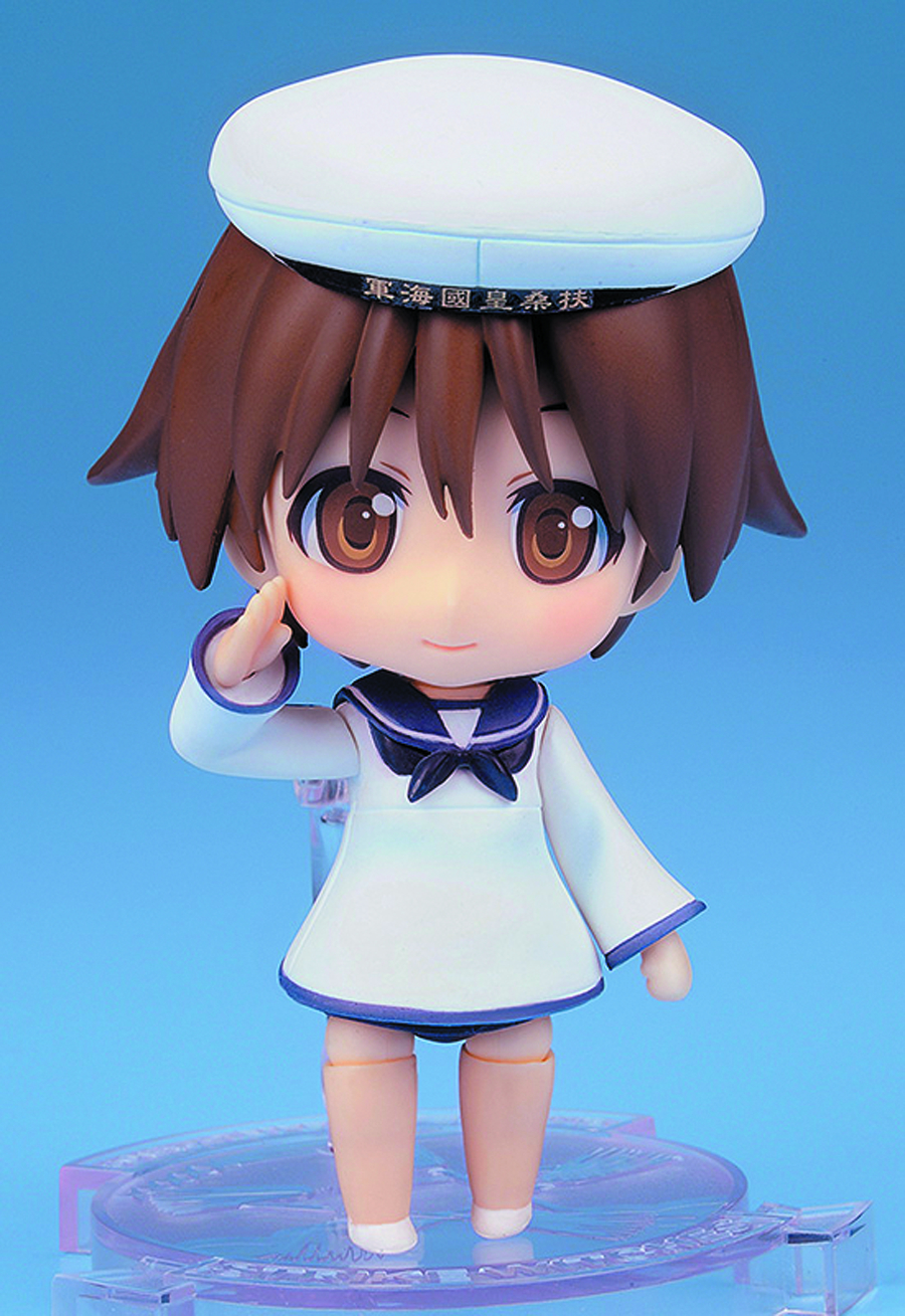STRIKE WITCHES 2 YOSHIKA MIYAFUJI NENDOROID