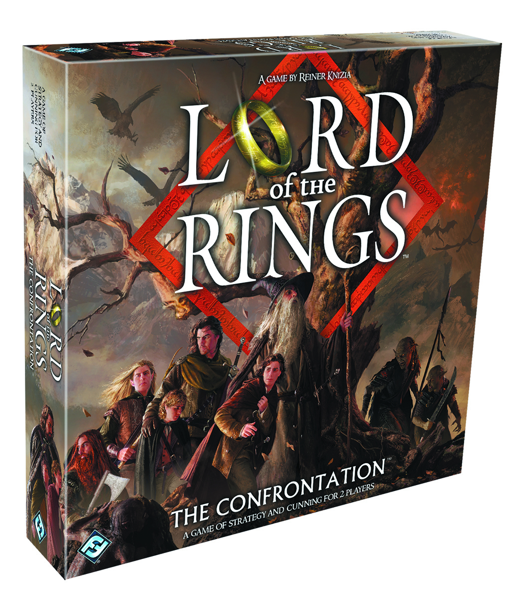 LOTR CONFRONTATION REVISED EDITION