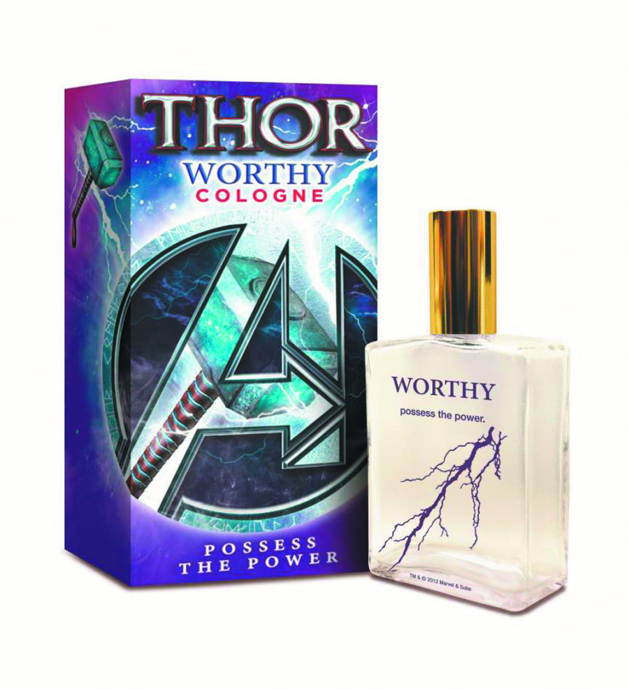THOR WORTHY COLOGNE FOR MEN