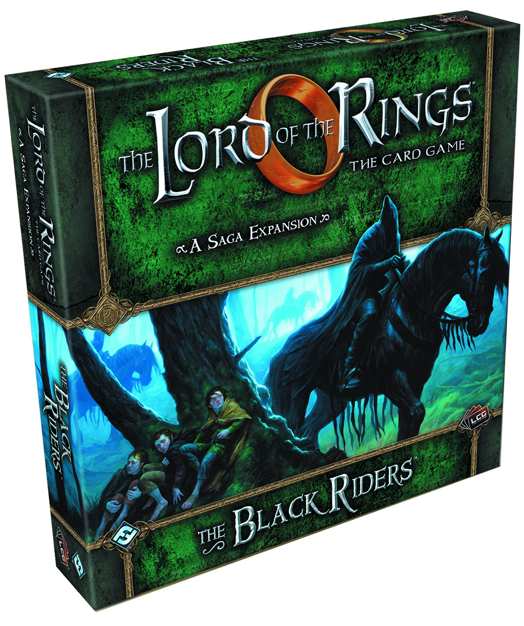 LORD RINGS LCG BLACK RIDERS EXPANSION