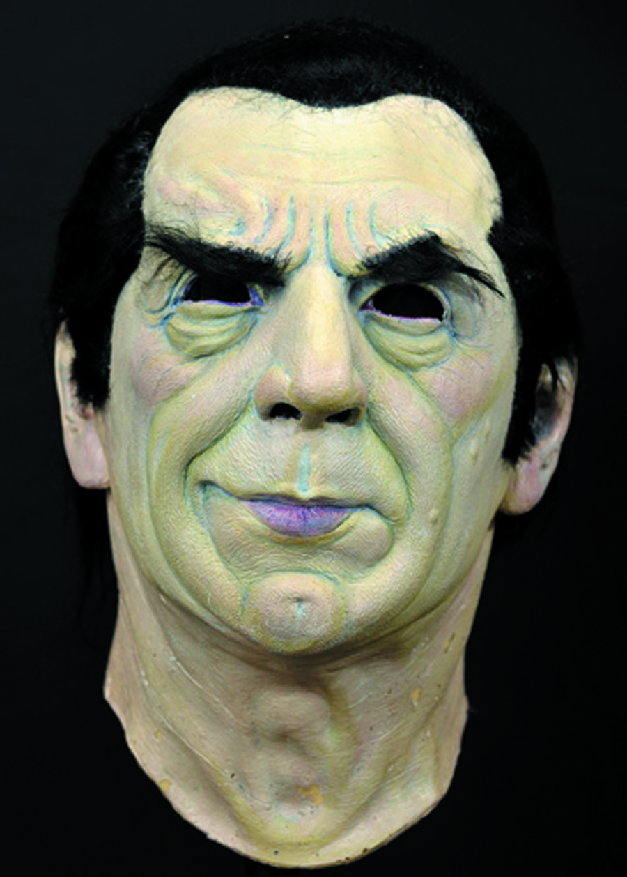 BELA LEGOSI DRACULA FULL HEAD MASK