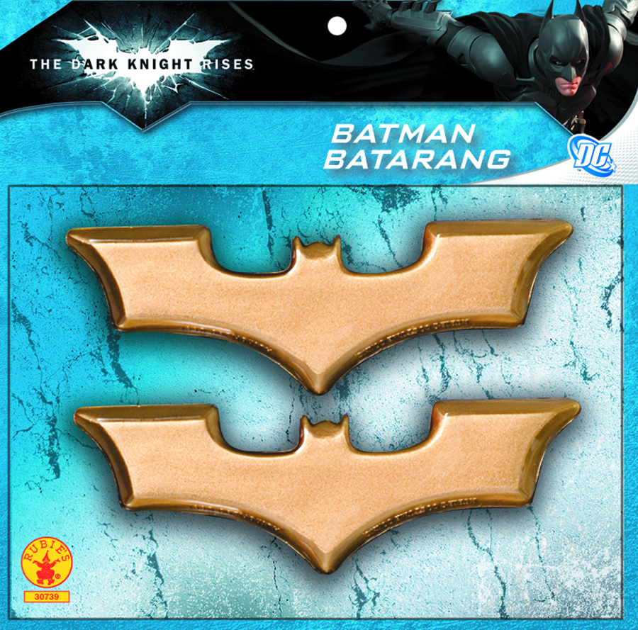 DARK KNIGHT RISES BATARANGS