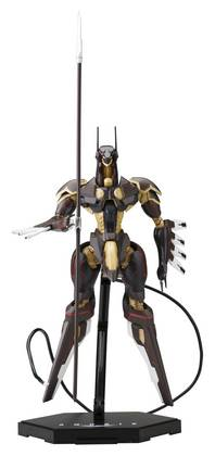 ZONE OF THE ENDERS ANUBIS PLASTIC MDL KIT