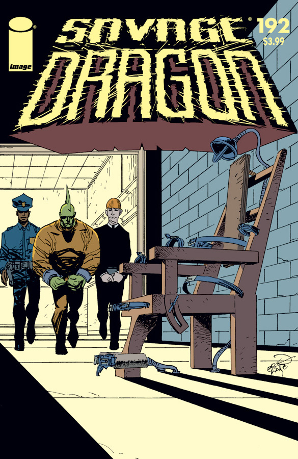 SAVAGE DRAGON #192