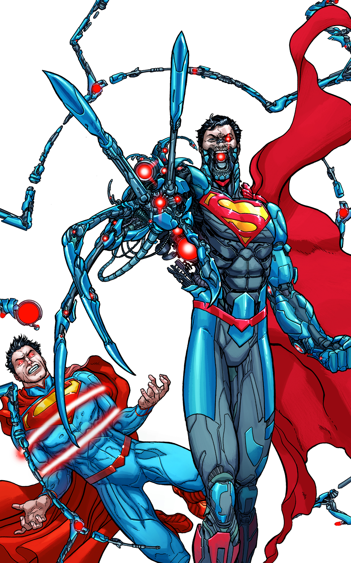 ACTION COMICS #23.1 CYBORG SUPERMAN