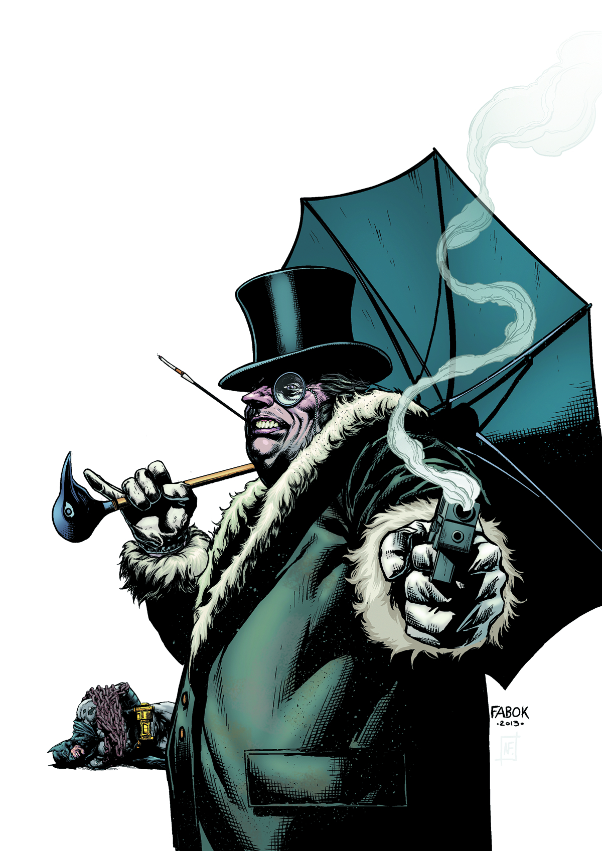 BATMAN #23.3 PENGUIN