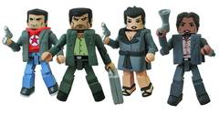 THIEF OF THIEVES MINIMATES BOX SET