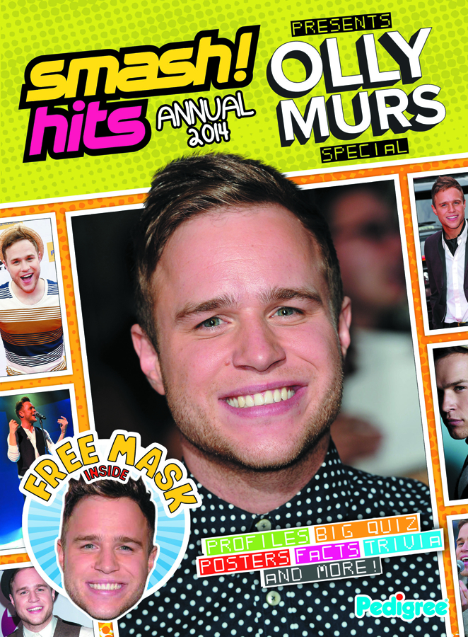 SMASH HITS OLLY MURS SP ANNUAL 2014 HC