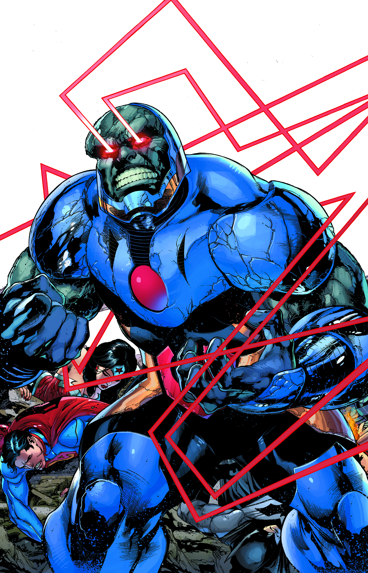 JUSTICE LEAGUE #23.1 DARKSEID