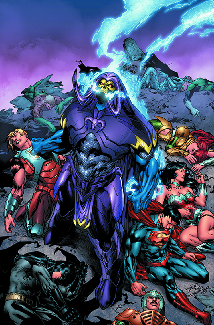 DC VS MASTERS OF THE UNIVERSE #2