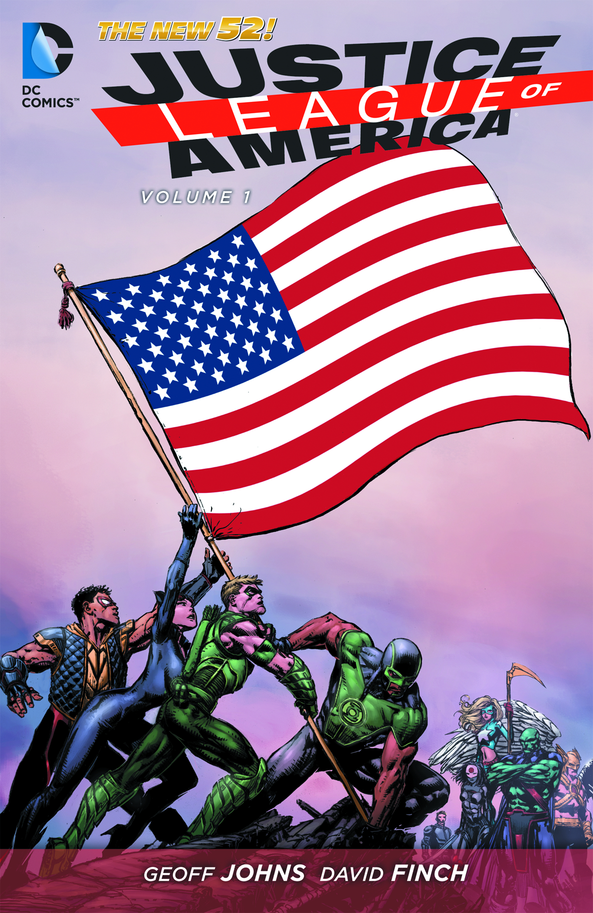 JUSTICE LEAGUE OF AMERICA HC VOL 01