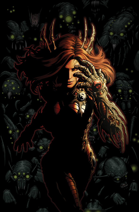 WITCHBLADE REBIRTH TP VOL 04