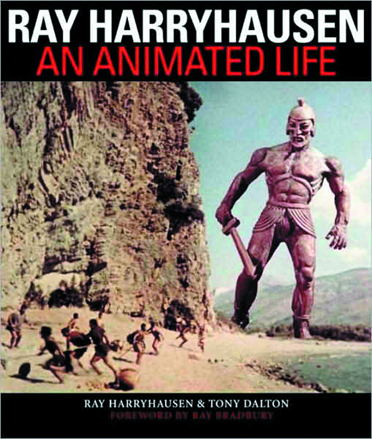 RAY HARRYHAUSEN AN ANIMATED LIFE SC