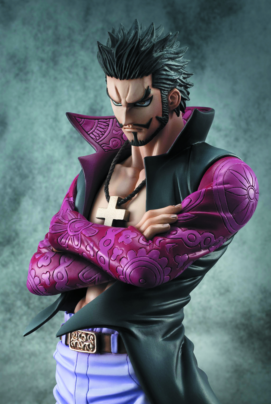 ONE PIECE POP NEO-DX HAWK-EYES EX MODEL PVC FIG