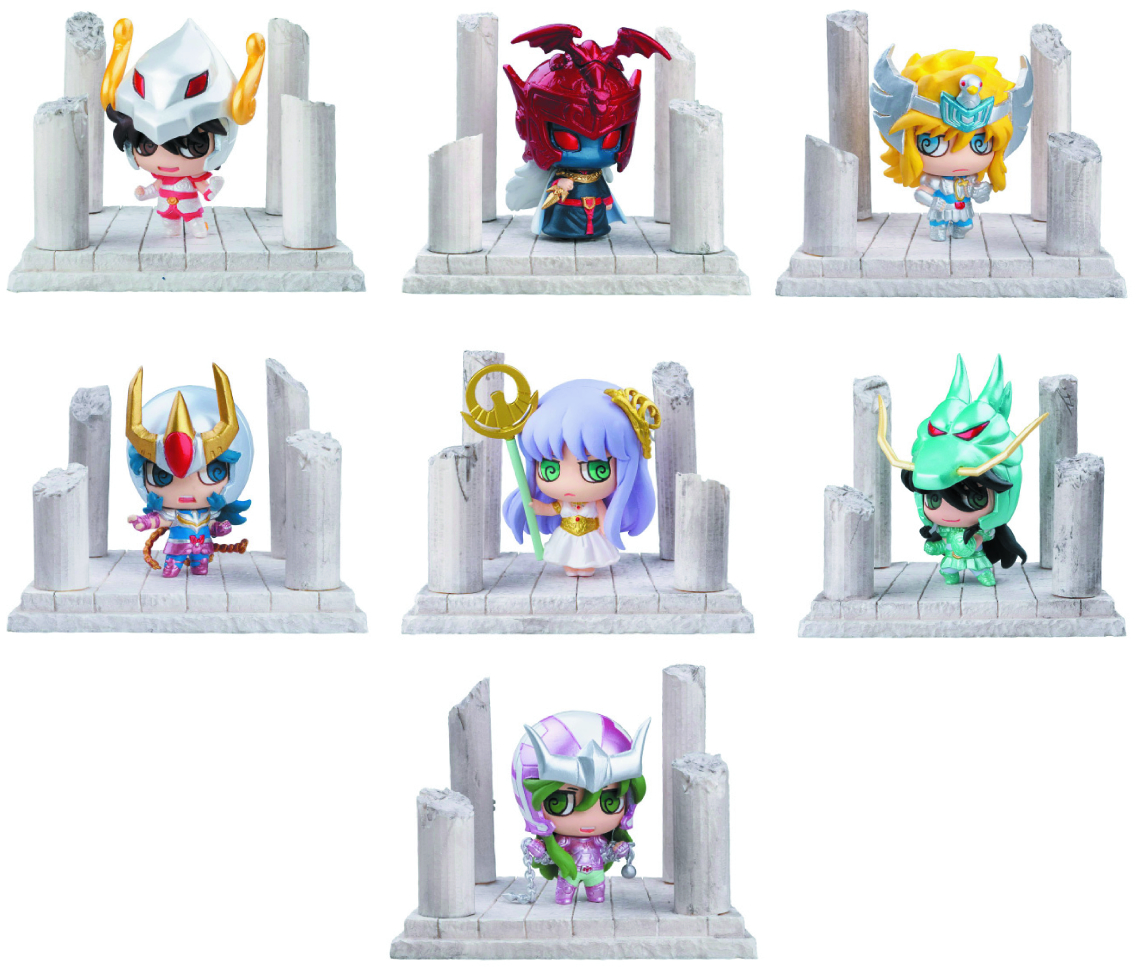 SAINT SEIYA FWPA PETIT CHARA LAND 10PC BMB DS