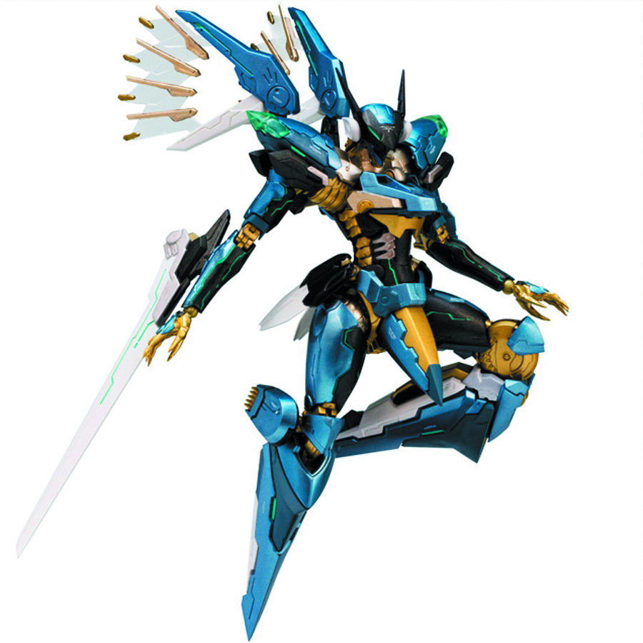 ZONE OF THE ENDERS JEHUTY RIOBOT