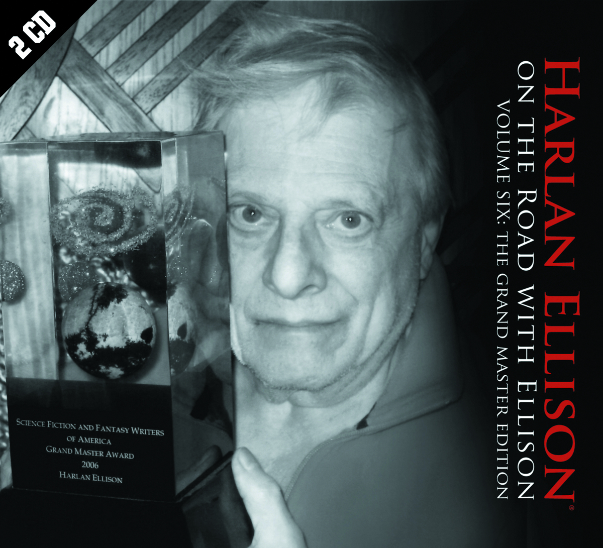 ON THE ROAD WITH HARLAN ELLISON CD VOL 06