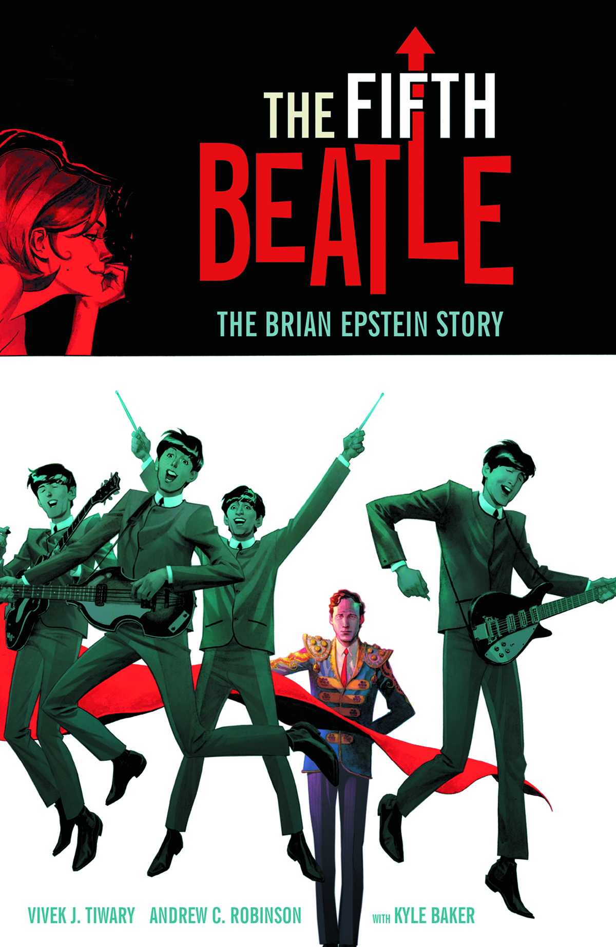 FIFTH BEATLE THE BRIAN EPSTEIN STORY LTD ED HC
