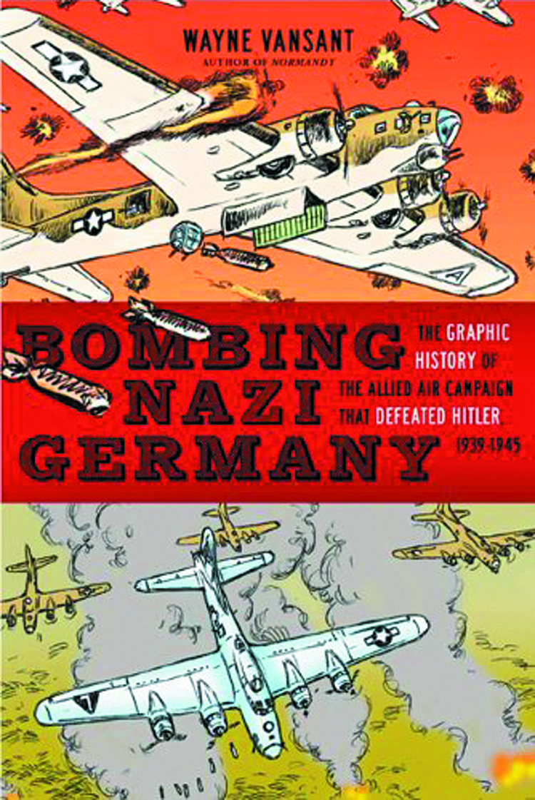 BOMBING NAZI GERMANY GN