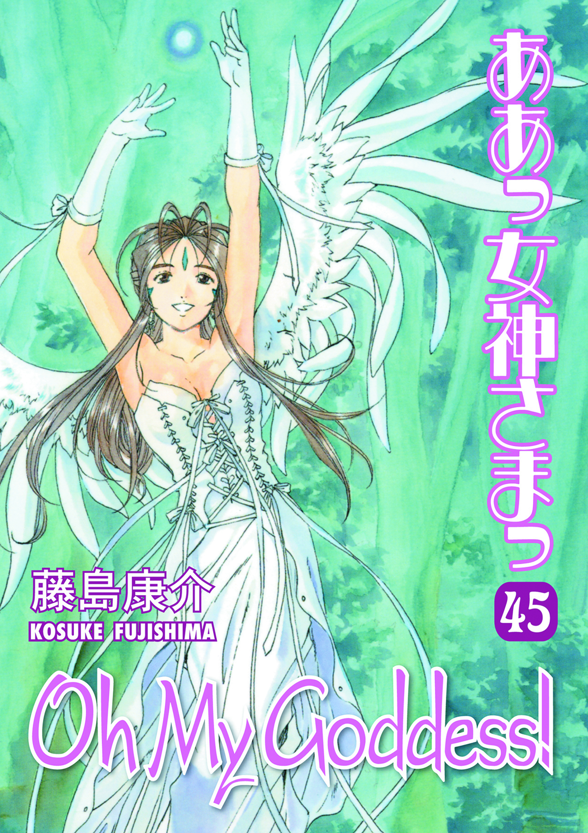 OH MY GODDESS RTL TP VOL 45