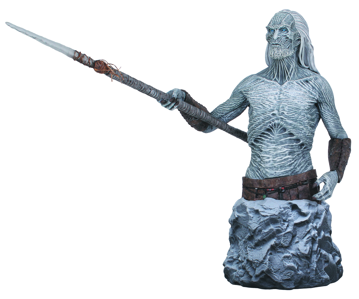 GAME OF THRONES BUST WHITE WALKER