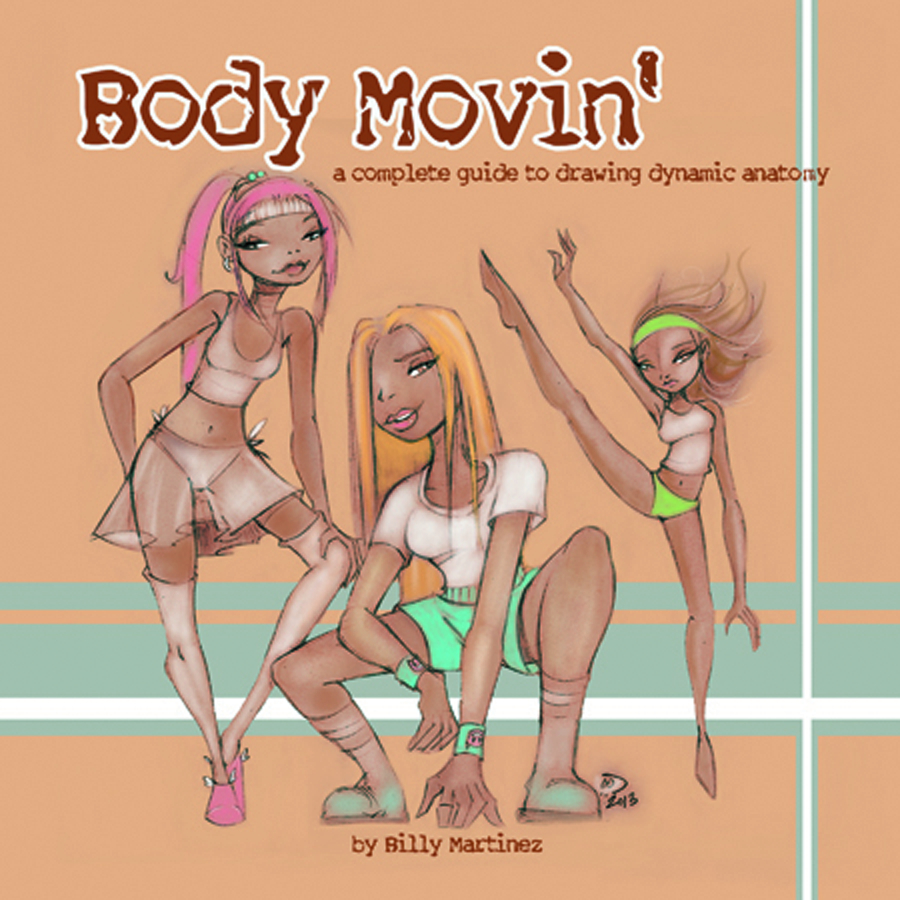 BODY MOVIN COMP GT DRAWING DYNAMIC ANATOMY SC