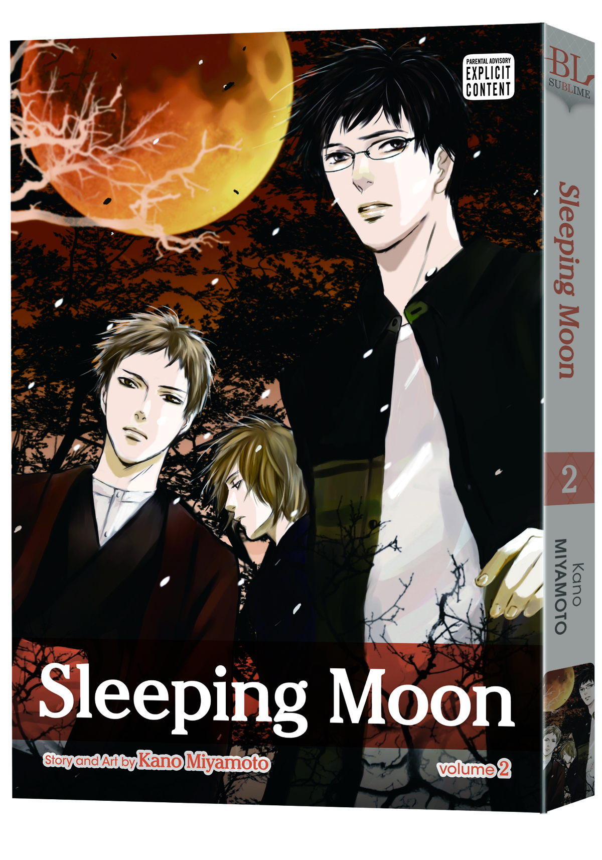 SLEEPING MOON GN VOL 02