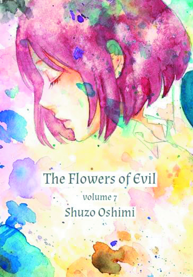 FLOWERS OF EVIL GN VOL 07