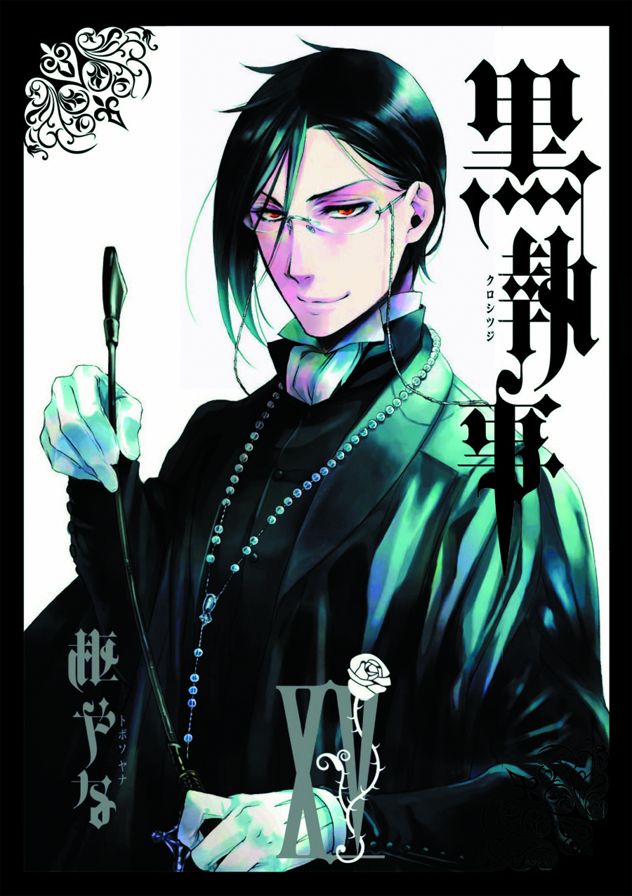 (USE AUG148368) BLACK BUTLER TP VOL 15