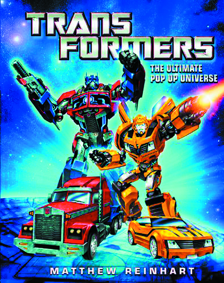 TRANSFORMERS ULTIMATE POP UP UNIVERSE DLX ED